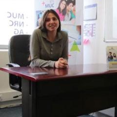 Vidéo témoignage d'étudiants